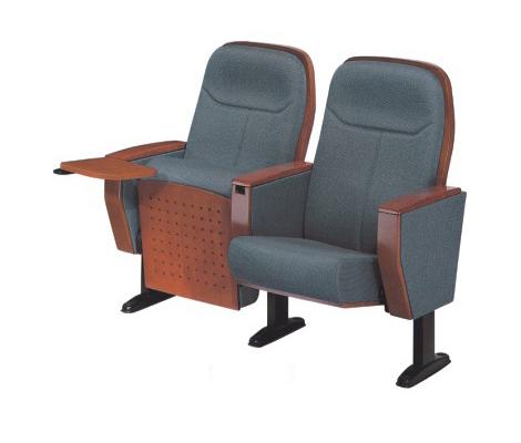 豪华顶配 亚奇家具 双人位礼堂椅
