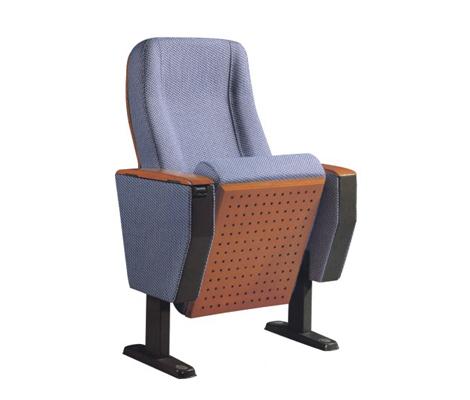 豪华顶配 亚奇家具 单人礼堂椅
