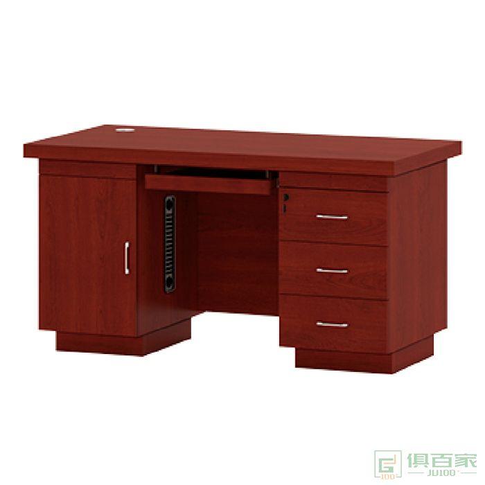 国贸电脑桌办工桌职员桌单人位电脑桌
