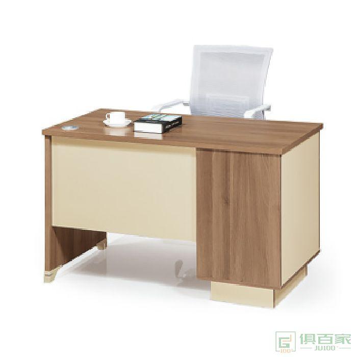 华都职员桌办工桌电脑桌单人位职员桌