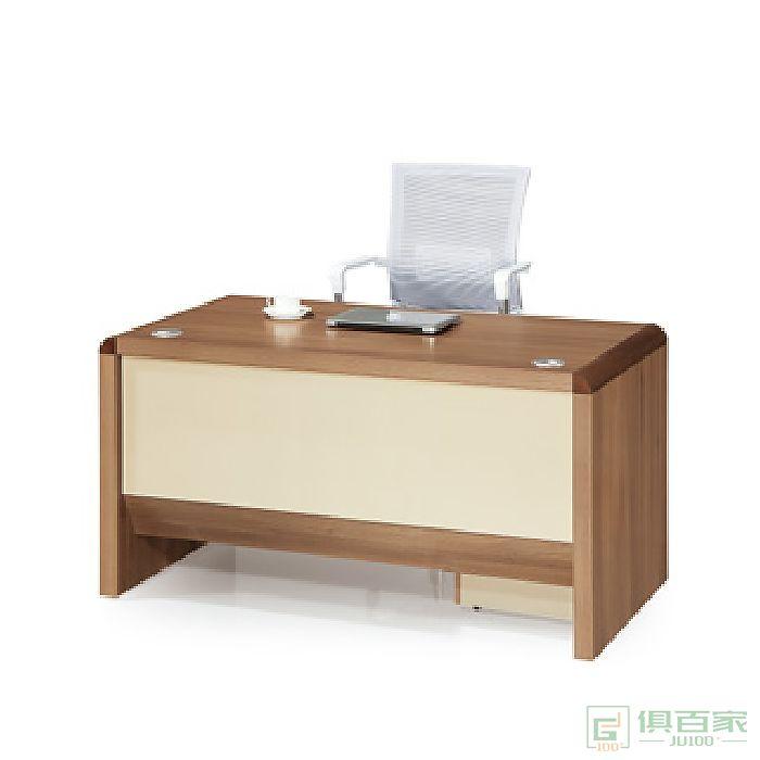 华都办公家具单人位电脑桌员工桌办公台主管桌工作台现代办公桌