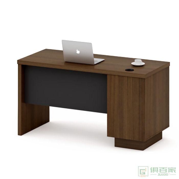 华都公桌组合职员桌书桌家用简约现代办公室单人工作台家具电脑桌子