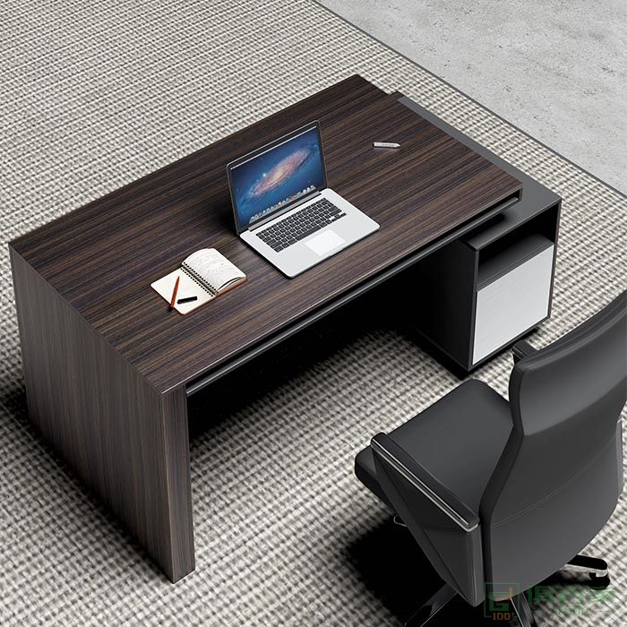 格斯图办公桌家用书桌简约办公室员工电脑桌台式学生写字桌卧室简易桌子