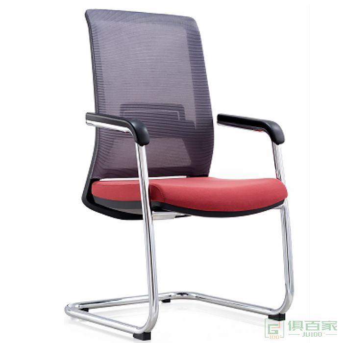 博耐培训椅商务办公靠背电脑椅家用懒人休闲舒适久坐书房椅子老板椅