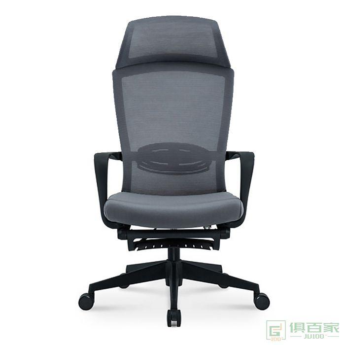 新越电脑椅家用办公椅人体工学椅现代简约懒人职员椅可升降转椅靠背椅