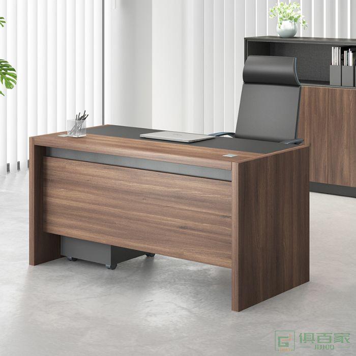 震庭文员台职员桌单人位办公台职员桌