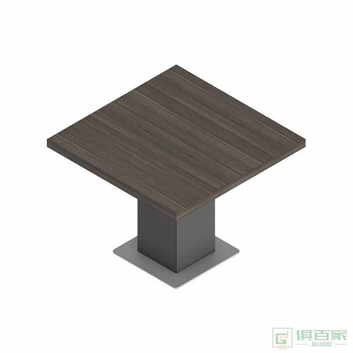 高卓家具锐智系列洽谈桌时尚会客桌办公家具 办公桌简约现代 小型会议桌