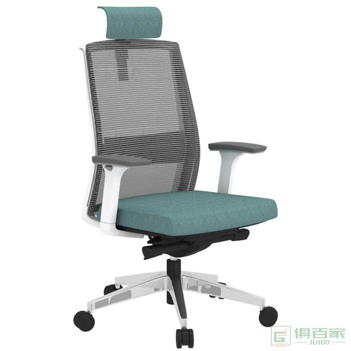 高卓人体工学椅 办公椅椅子电脑椅舒适久坐家用转椅电竞椅靠背椅