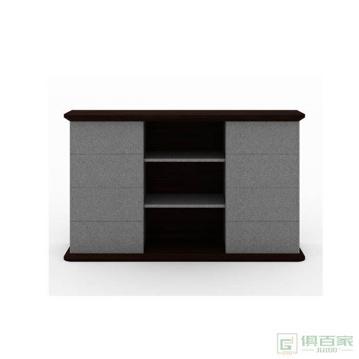 兆生家具LX系列矮柜文件柜茶水柜