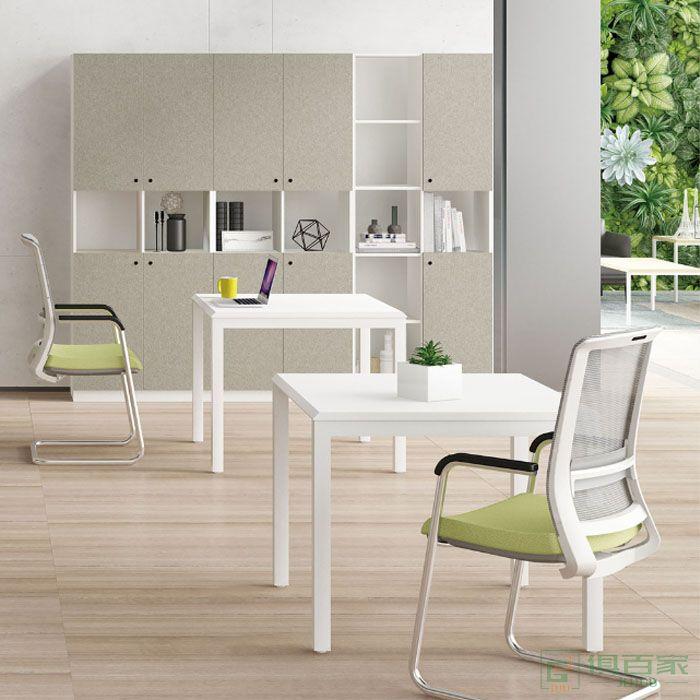 兆生家具N3系列洽谈桌长桌简约现代小型板式