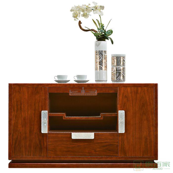 沃盛家具H9X系列茶水柜