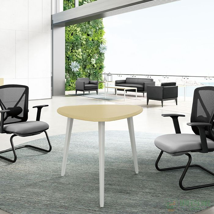 兆生家具N3系列洽谈桌简约现代长条桌长桌会议室