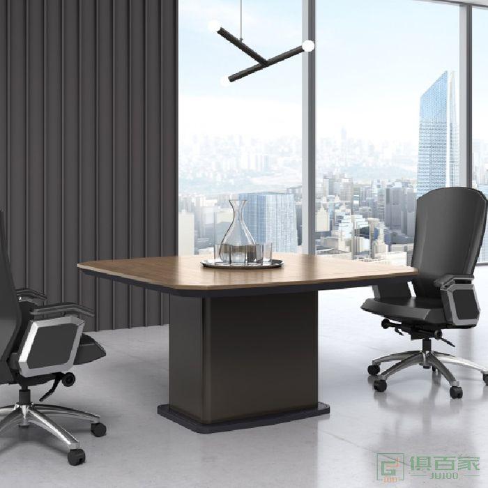 沃盛家具品致系列洽谈桌小型会议桌