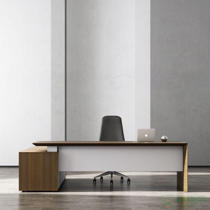 欧美斯家具Tarot塔罗班台老板桌经理桌