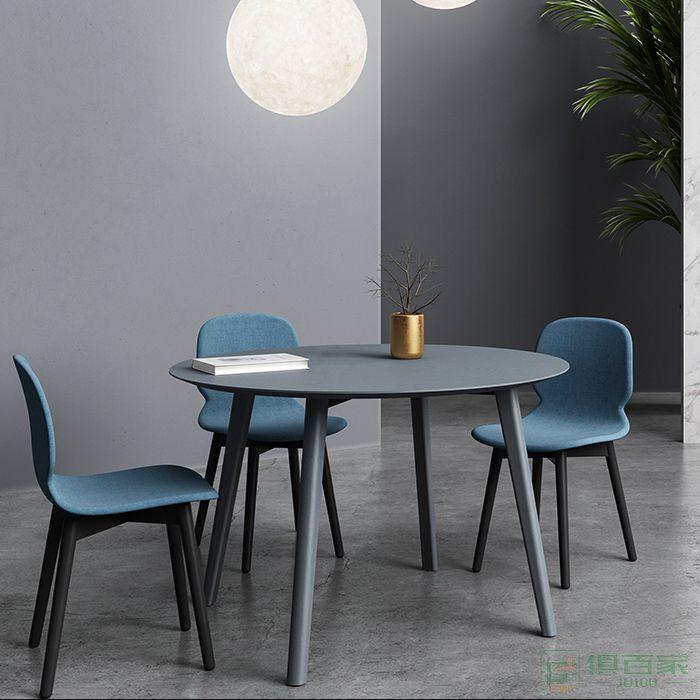 欧美斯家具洽谈桌小型会议桌接待桌