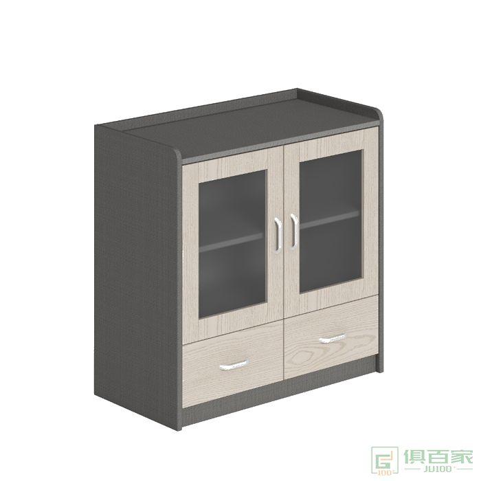 格诺瓦家具白橡系列茶水柜