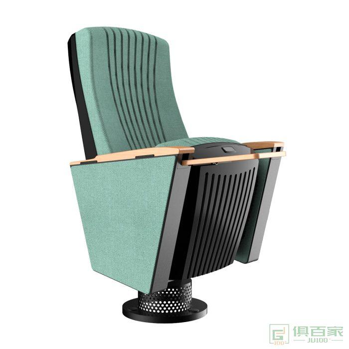 精一家具弘时系列礼堂椅排椅报告厅坐椅影院椅会议室