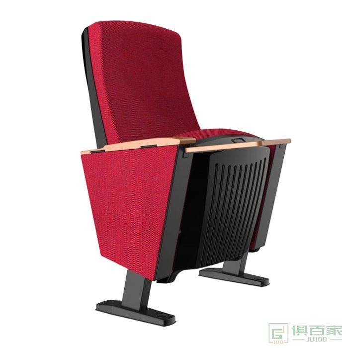精一家具弘时系列礼堂椅连排椅阶梯教室椅优质实木