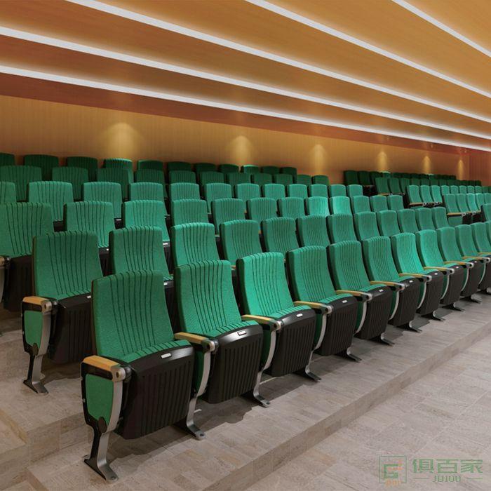 精一家具弘时系列礼堂椅排椅阶梯教室剧场椅剧院椅影