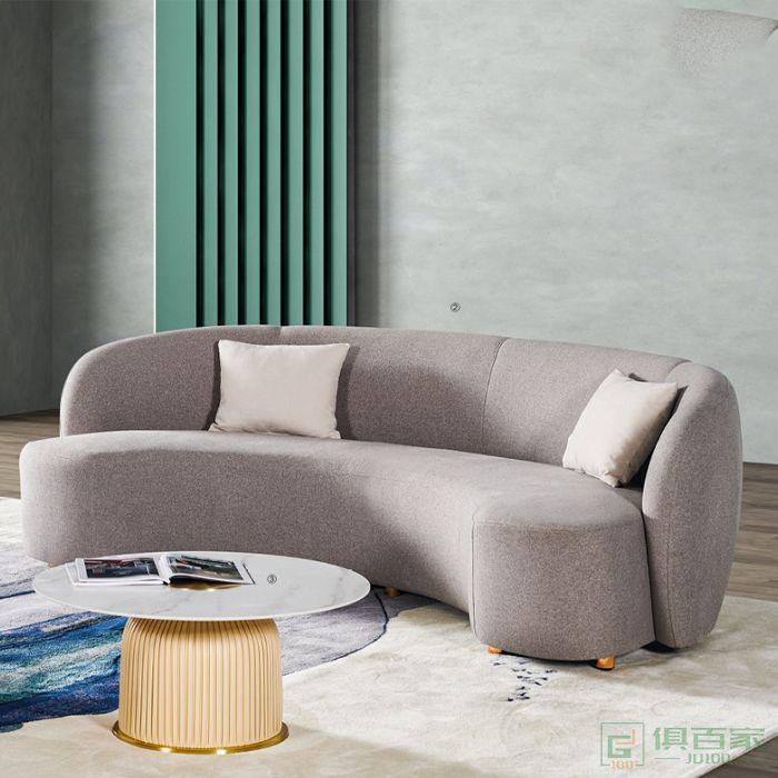 图龙家具沙发异性沙发