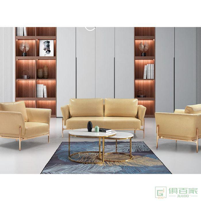 信梦圆家具休闲沙发办公沙发