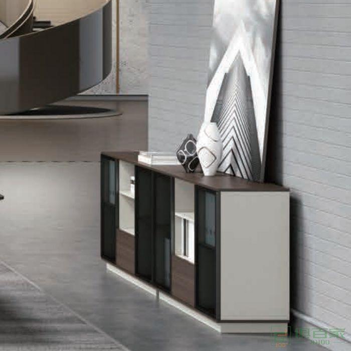 迪欧博尚家具天籁系列茶水柜矮柜木质