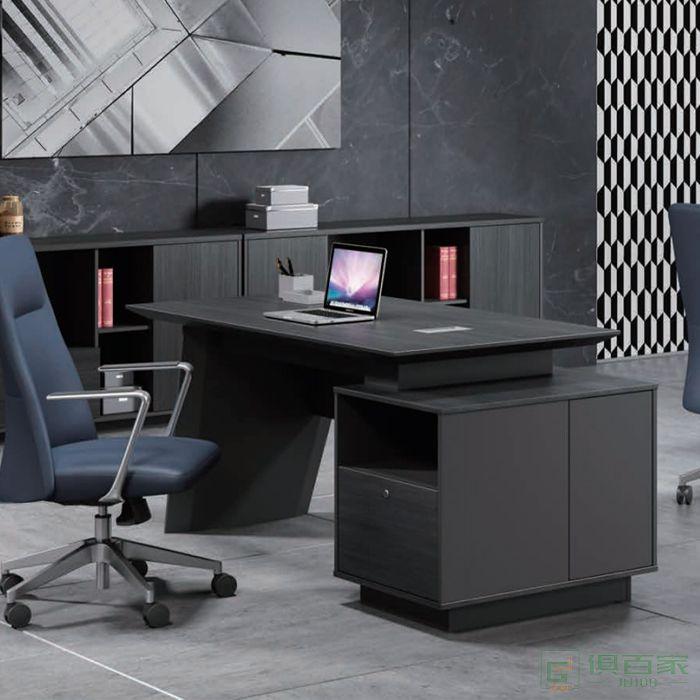 迪欧博尚家具领尚系列电脑桌办公桌