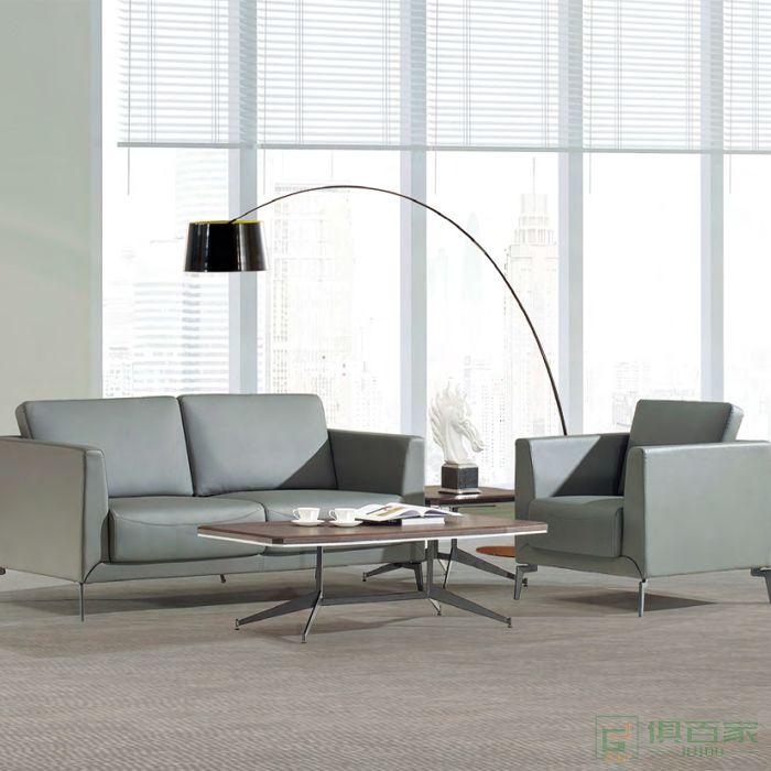 思进家具鸿志系列现代简约茶几家用小户型办公室