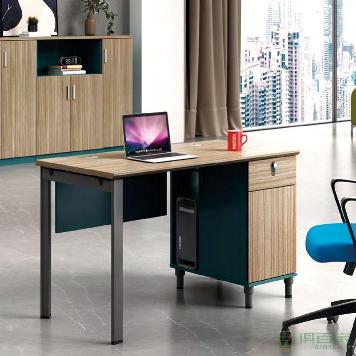 思进家具卡杰系列办公桌单人位