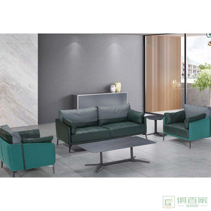 思进家具现代沙发系列单人位三人位