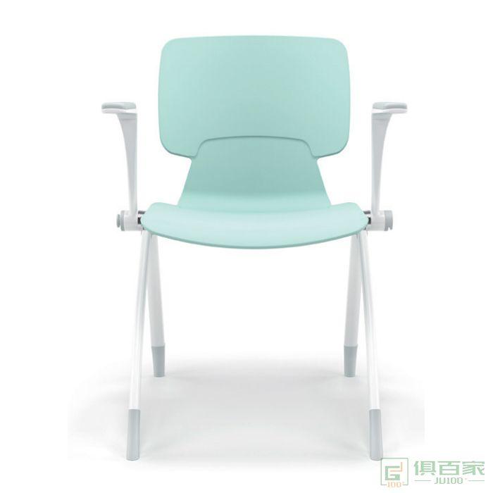 汇誉家具休闲椅会议椅带扶手