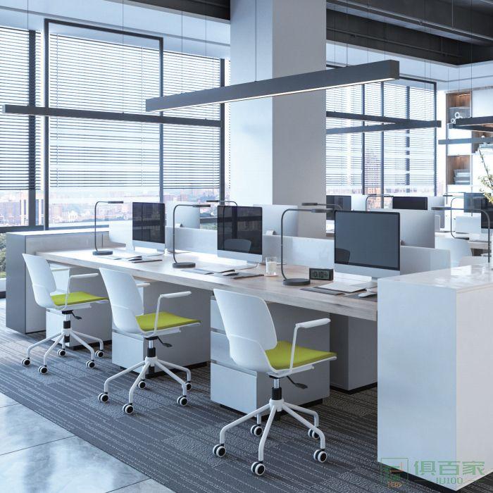 汇誉家具透气网格电脑椅办公椅网椅转椅职员椅