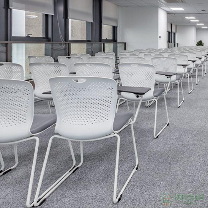 汇誉家具休闲椅会议椅电脑椅家用会议办公椅靠背职员