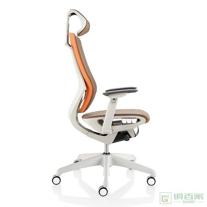 卓铭家具电脑椅家用舒适时尚网椅办公椅旋转