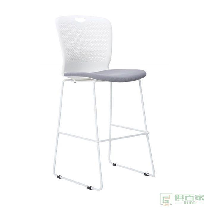 汇誉家具高脚椅休闲椅高凳