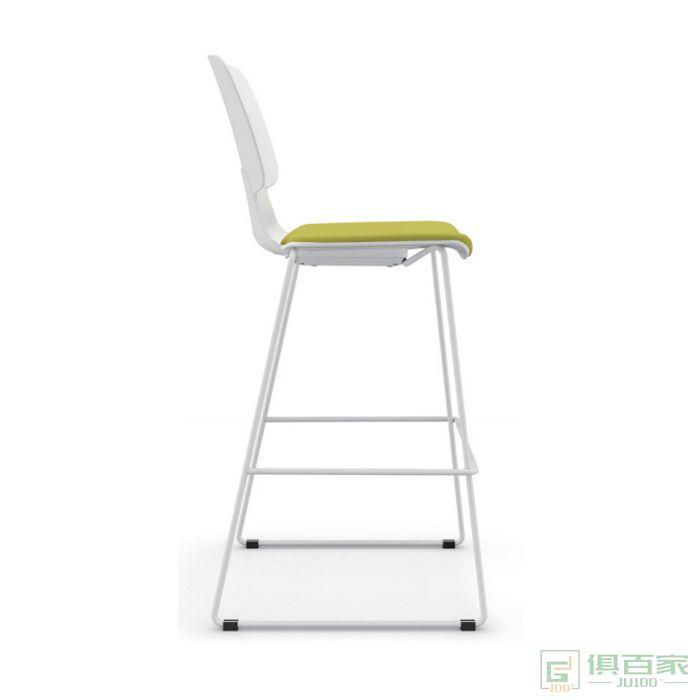 汇誉家具休闲椅创意吧台椅子现代简约