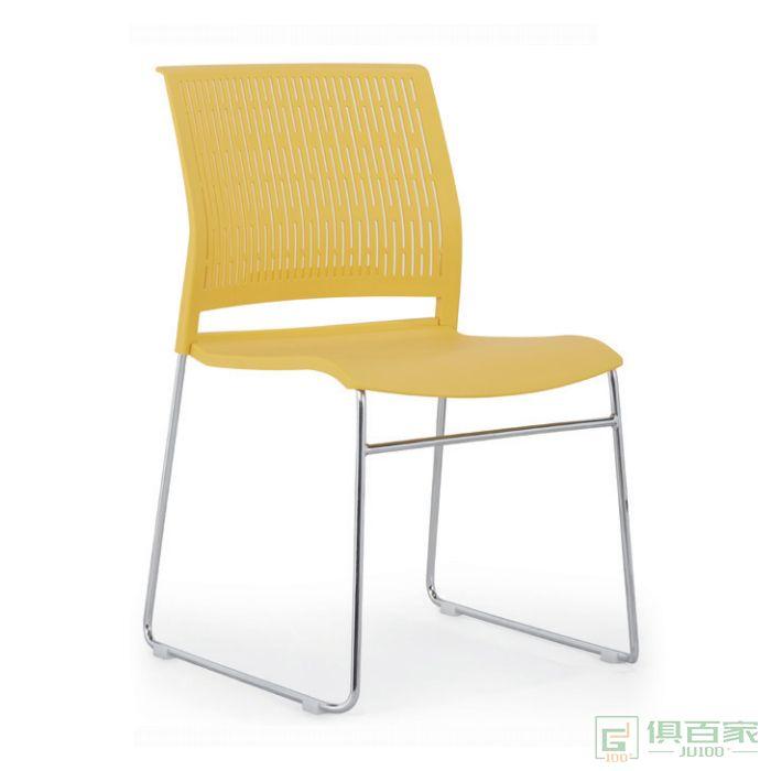汇誉家具培训椅会议椅洽谈椅