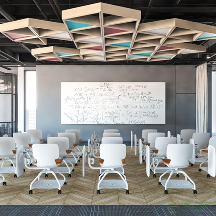 汇誉家具会议椅人工体学椅电脑椅家用办公室椅子