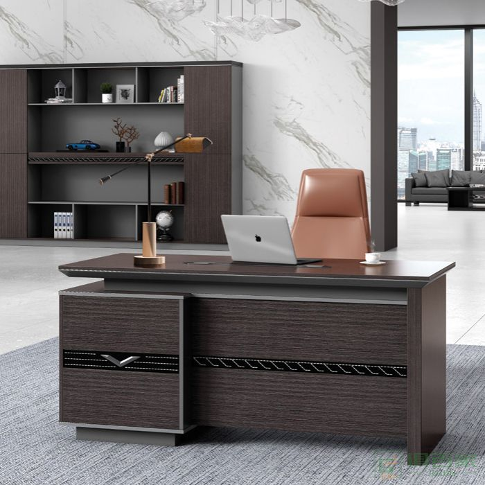 广立家具时代系列电脑桌办公桌单人位