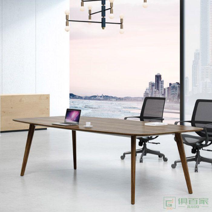 杰诺家具JN系列会议桌长桌简约现代大小型