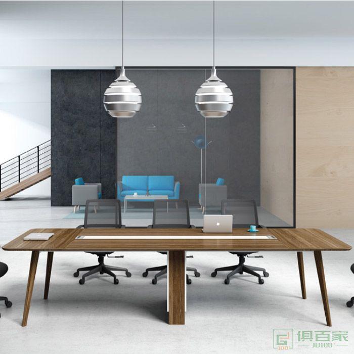 杰诺家具JN系列会议桌大型会议桌洽谈桌培训桌
