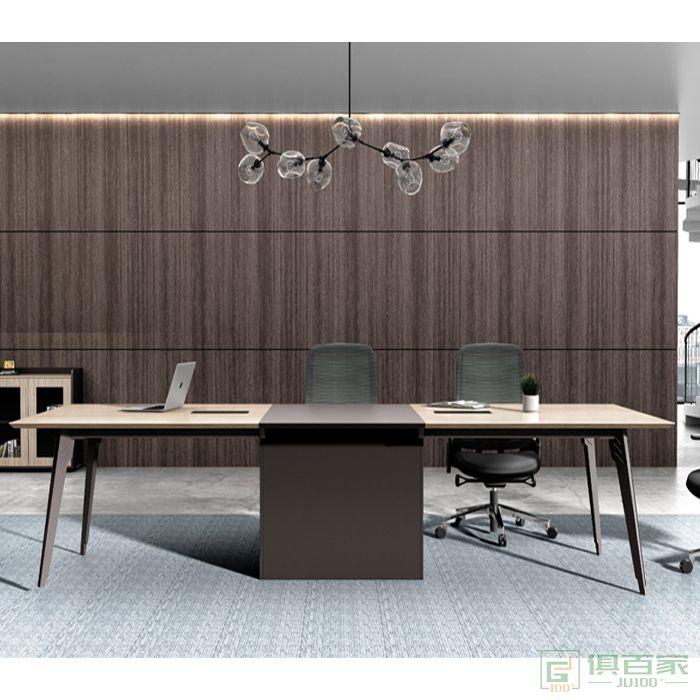 广立家具卡宾系列会议桌