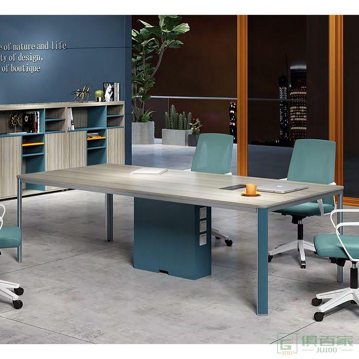 广立家具罗马系列会议桌