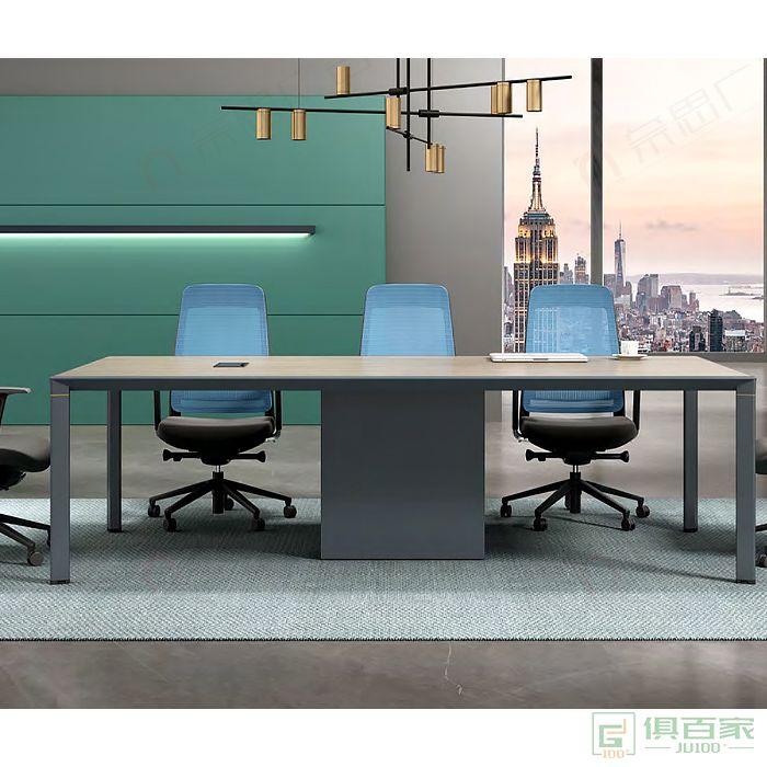 广立家具金跃系列会议桌