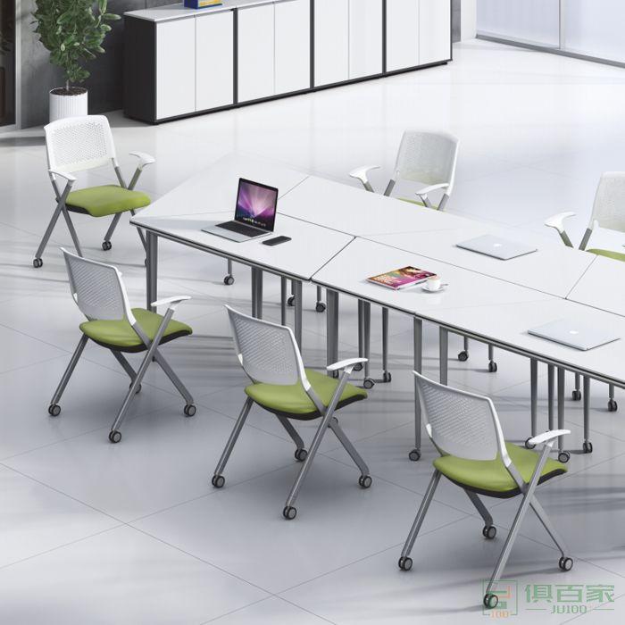 宾格家具会议椅洽谈接待椅休闲简易会客
