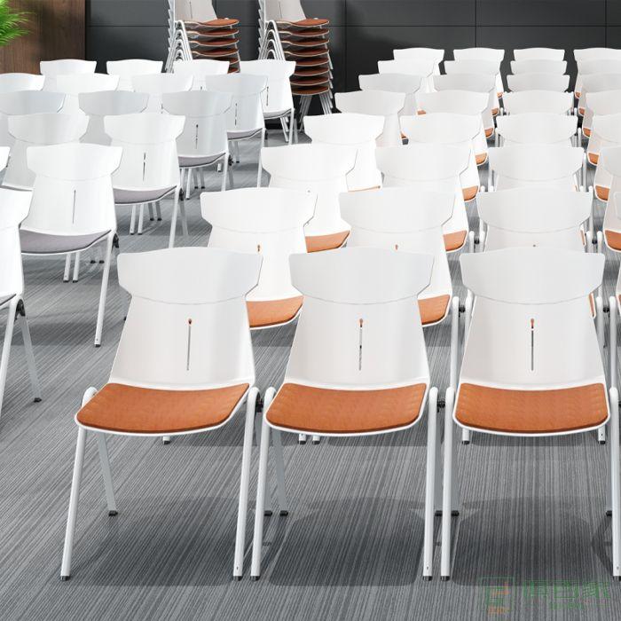 宾格家具电脑办公室会议座椅宿舍餐椅培训椅