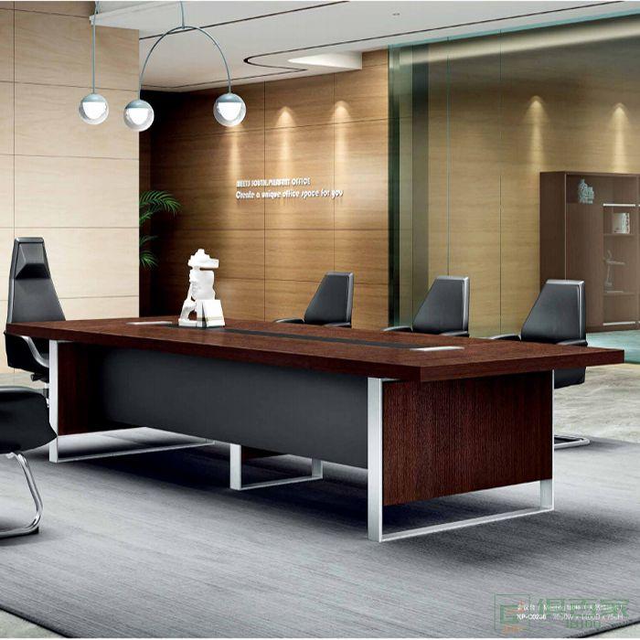 江南家具酷派系列会议桌办公桌培训桌洽谈桌工作台长桌
