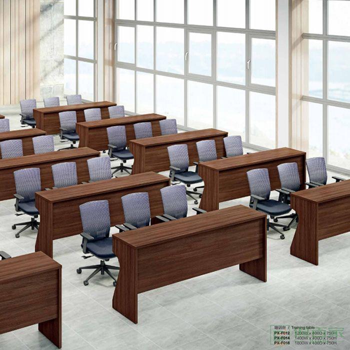 江南家具办公桌单人位电脑桌