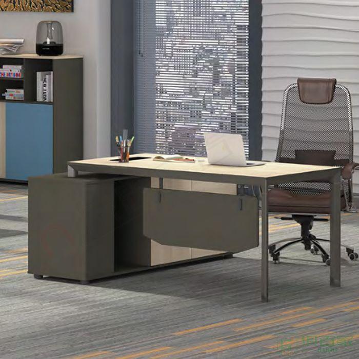 广立家具沃克系列经理桌主管桌