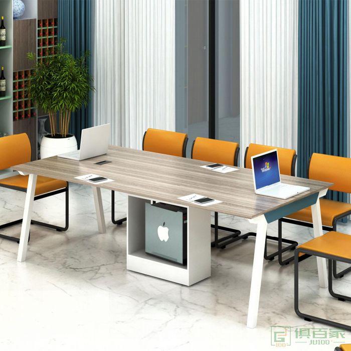 艾立森家具森雅系列会议桌大型会议桌